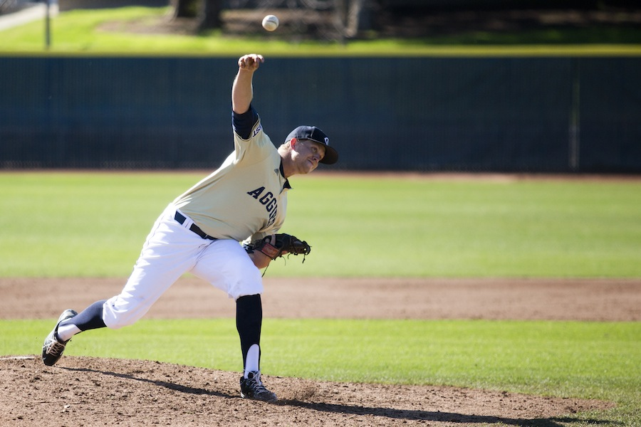 Aggies pull off upset with series win over No. 13 UCSB