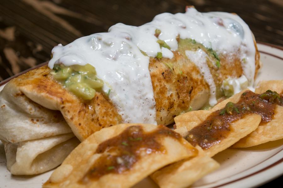 Best Burrito: Taqueria Guadalajara