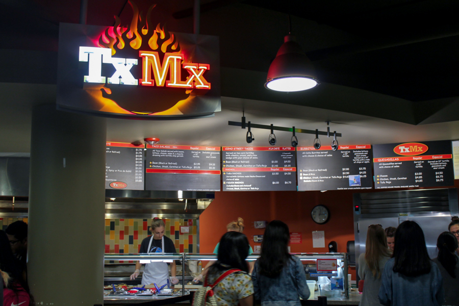 Best CoHo Food: TxMx Grill