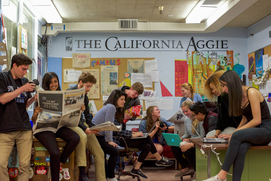 Best Place to Work: The California Aggie