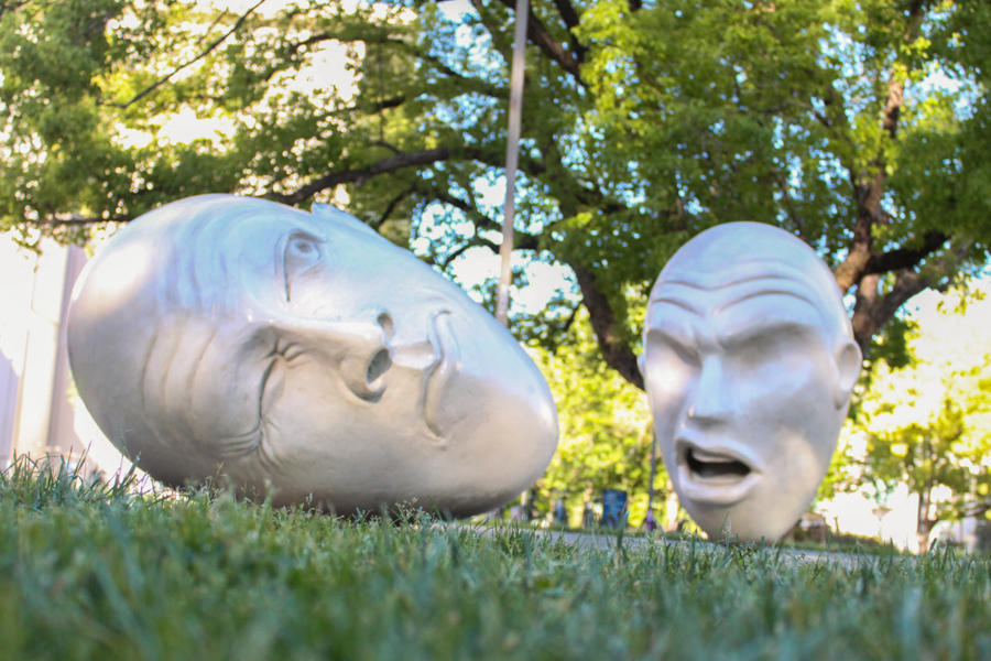 Best Public Art: Eggheads