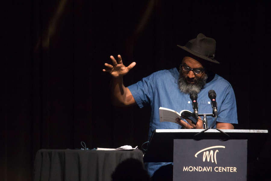 Black British Writers U.S. Tour sells out the Mondavi Center