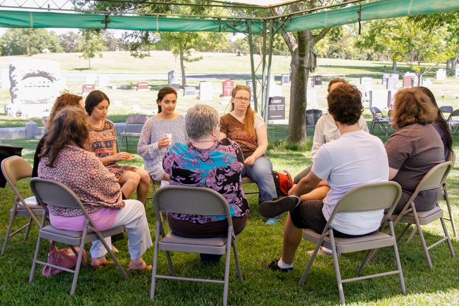 Death Cafe encourages open dialogue
