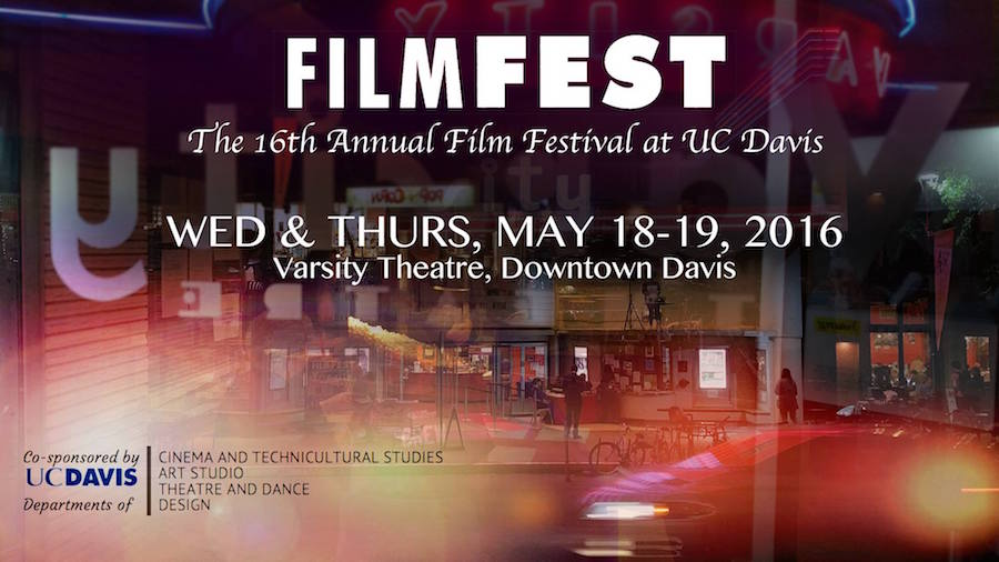 Davis' 16th Annual Film Festival to be held at Varsity Theatre