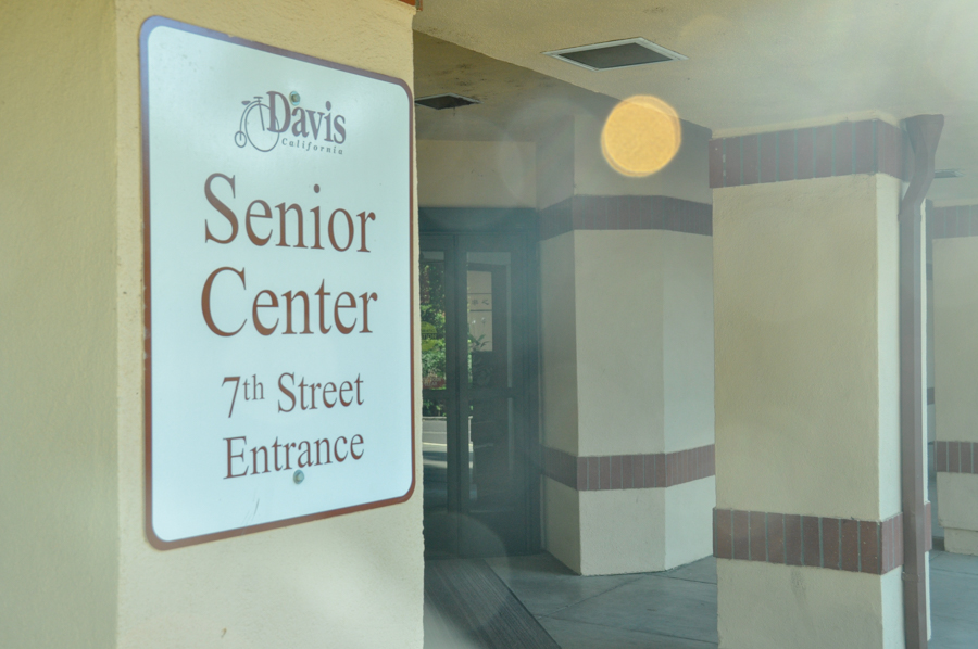 Davis Senior Center takes part in National Senior Health and Fitness Day