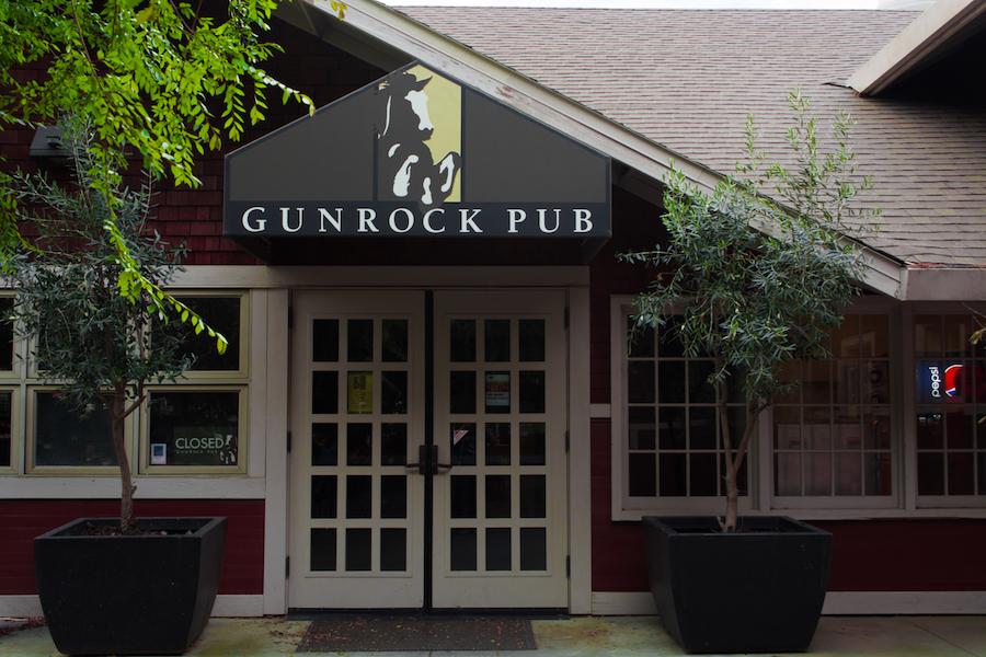 Farm to fork at the historic Gunrock Pub