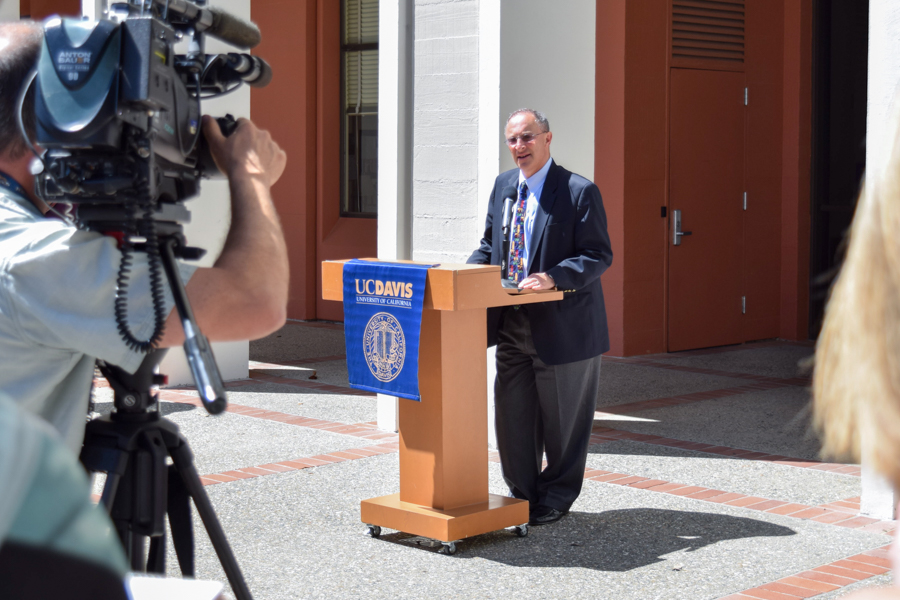 UC Davis graduate groups issue letters in opposition of Acting Chancellor Hexter's appointment