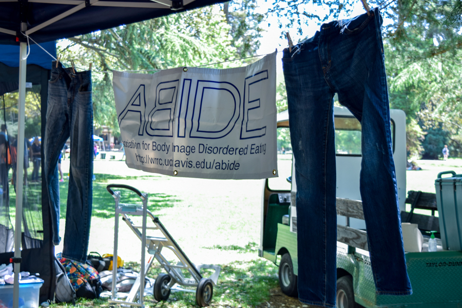 UC Davis club ABIDE kicks off Great Jeans Giveaway