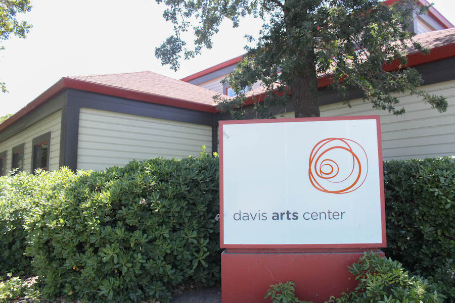 Davis Arts Center presents June Pop-up series