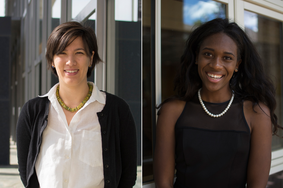 Two UC Davis students awarded President's Award for Outstanding Leadership