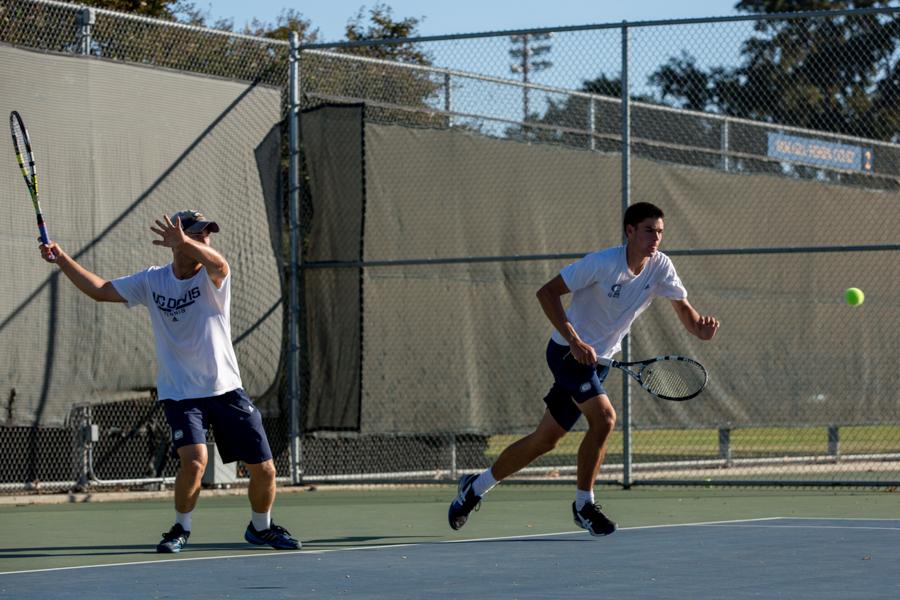 Men's team of the quarter: tennis