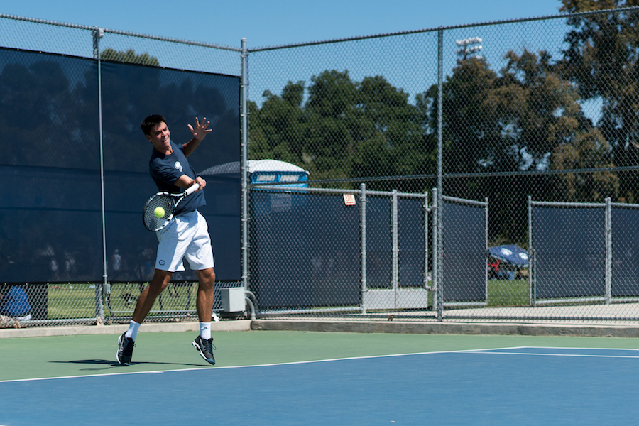 UC Davis men's tennis fall short in Big West Tournament