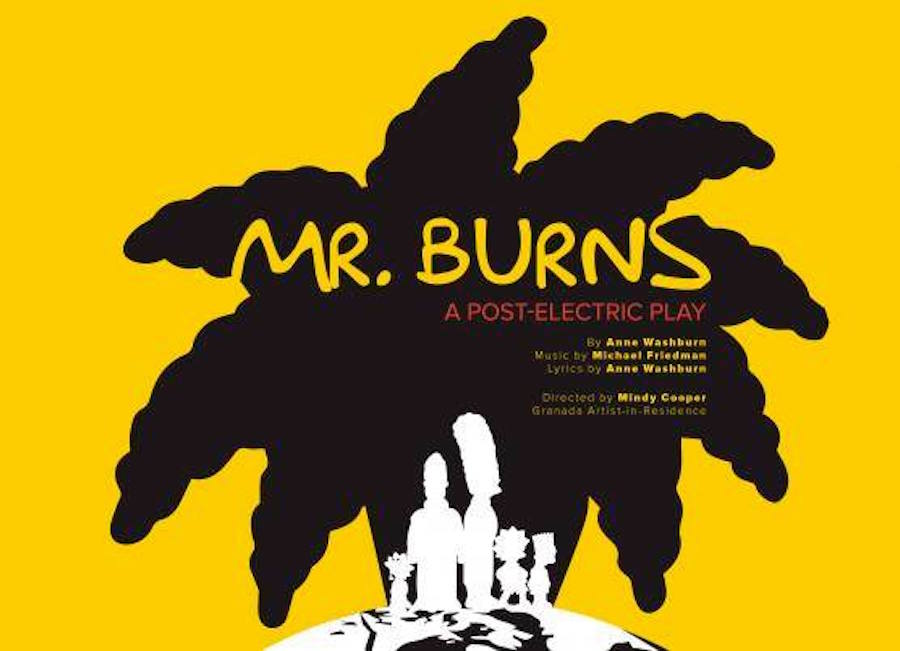 'Mr. Burns, A Post-Electric Play'