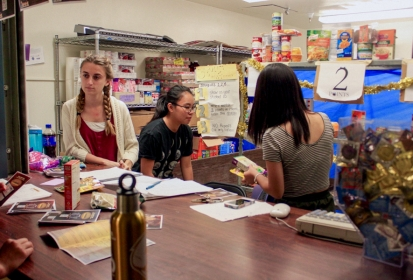 The Pantry fights student hunger