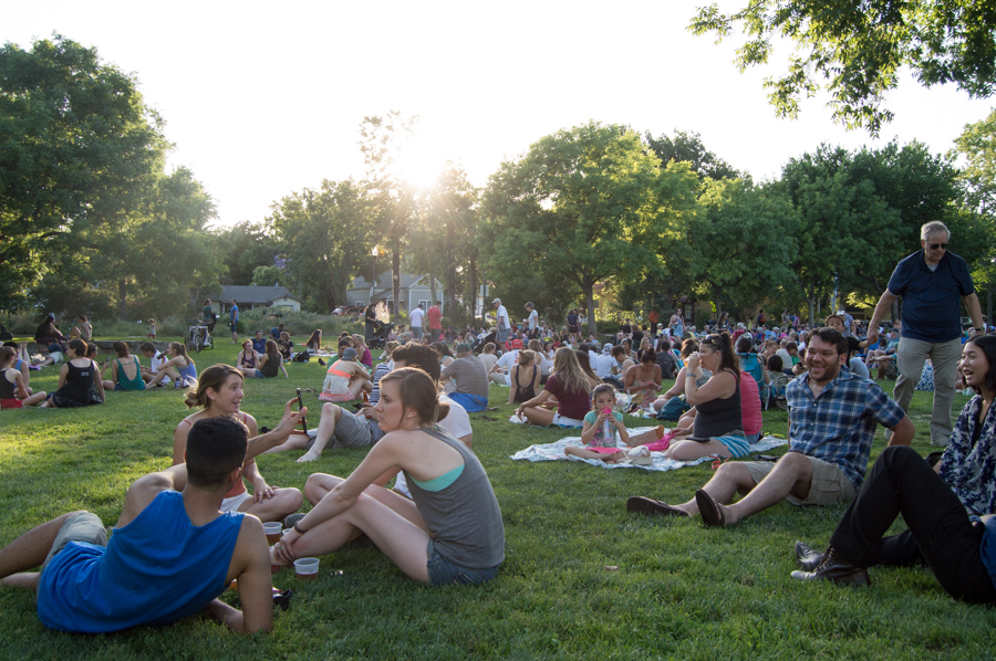 Picnic in the Park brings together Davis community