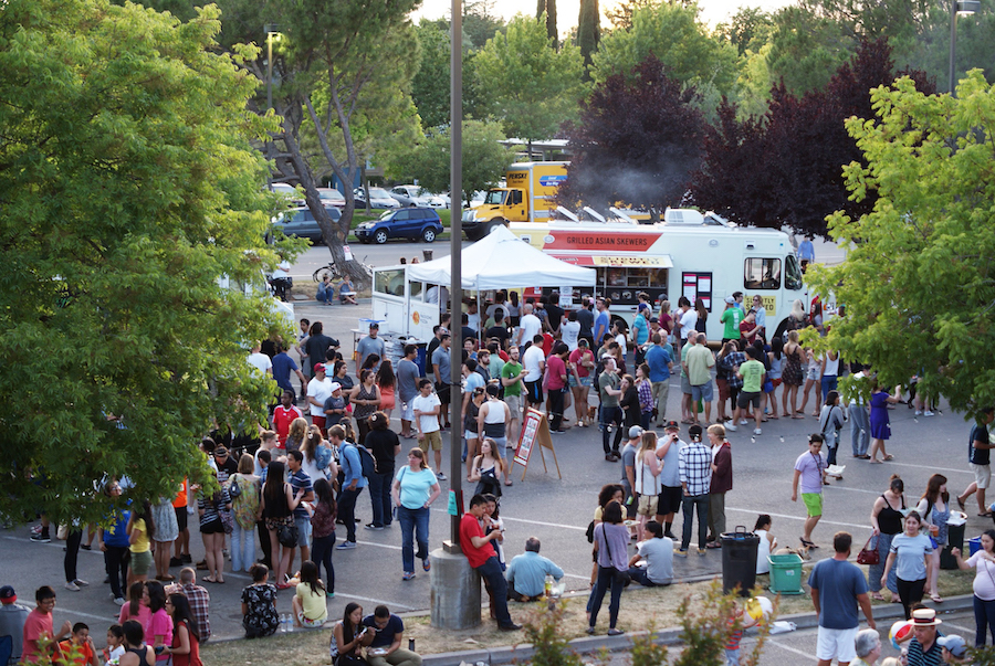 Street Food Rodeo returns to Davis