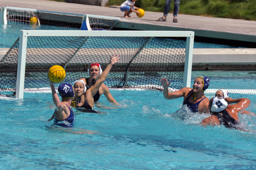 Tough losses end a brilliant water polo season