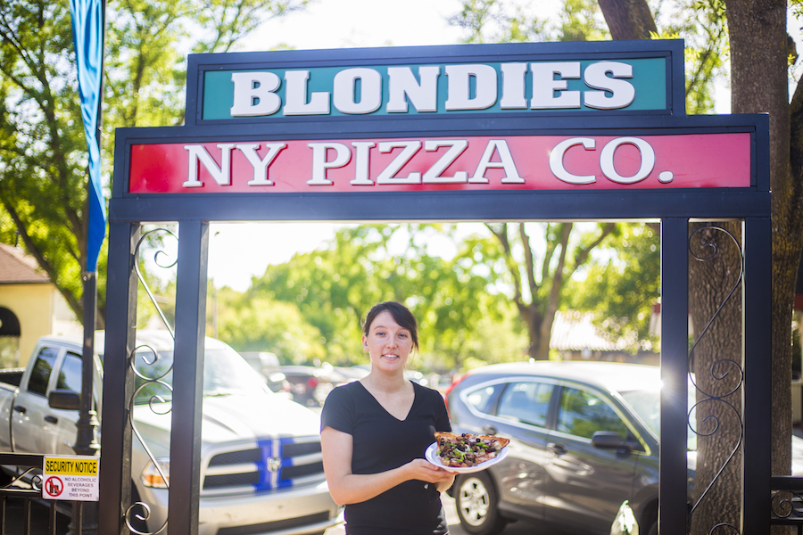 Davis Gets a New Pizza Joint