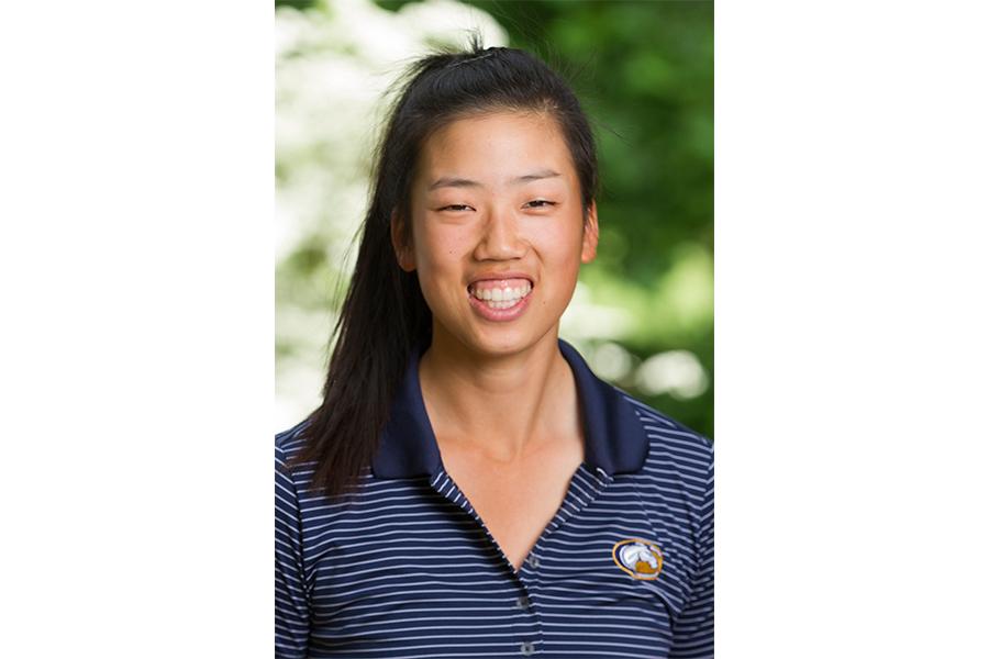 Female Athlete of the Quarter: Andrea Wong