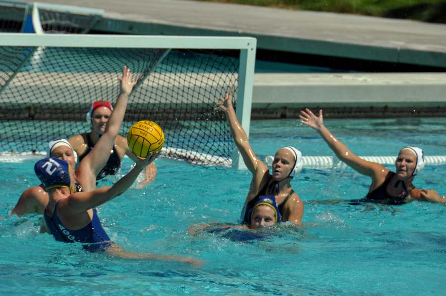 Women's team of the quarter: water polo