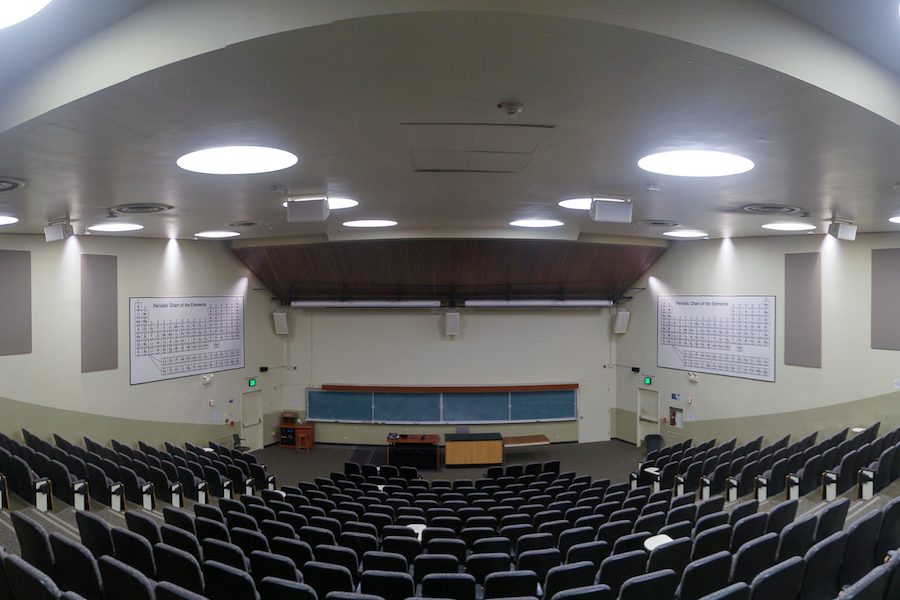 HUMOR: Eager student accidentally arrives to first lecture 12 hours early