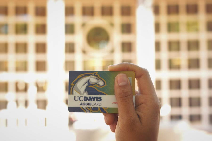 HUMOR: ASUCD President's approval ratings down after Aggie Card redesign