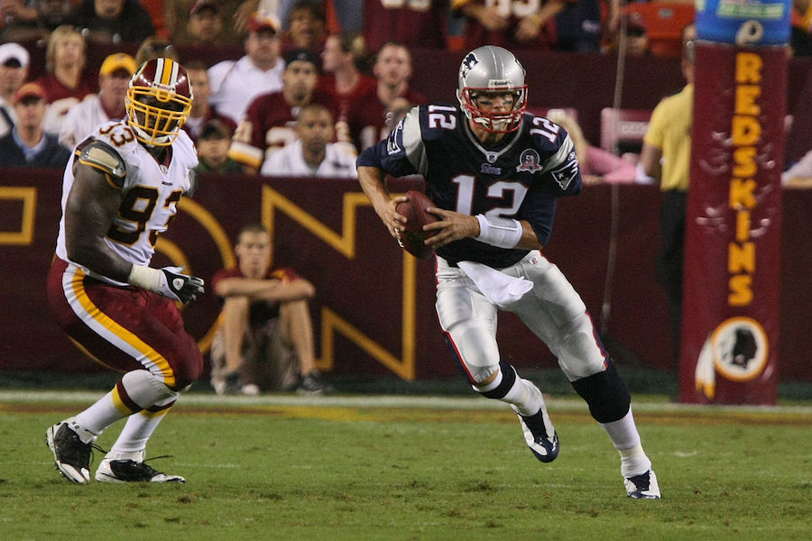 Brady's back