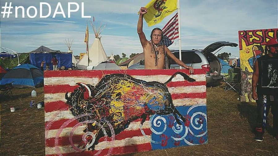 Guest Opinion: I left my heart at Standing Rock