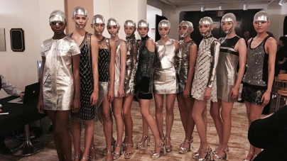 Fashion meets technology on the runway