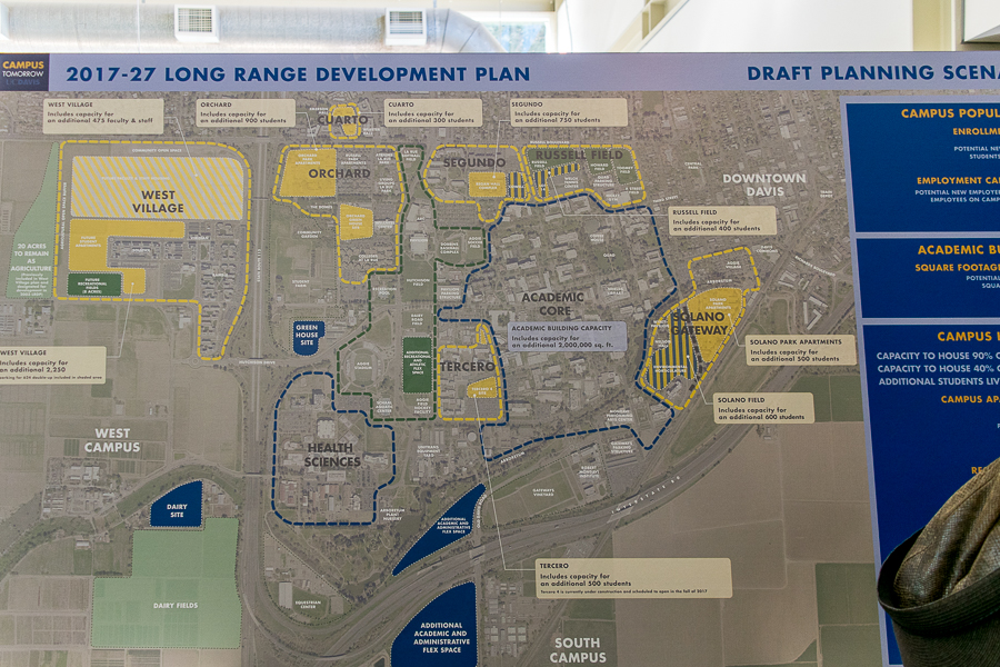 UC Davis launches Long Range Development Plan