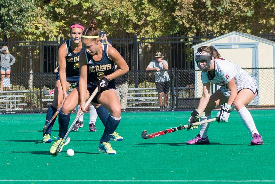 UC Davis women's field hockey team breaks new team records