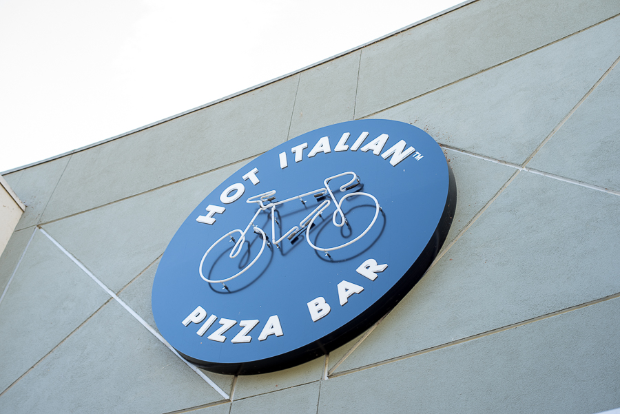 Hot Italian — a healthy type of pizza