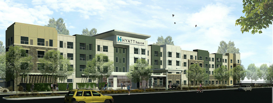 Hopeful Hyatt House hotel denied approval by planning commission