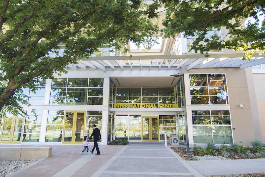 New International Center now open