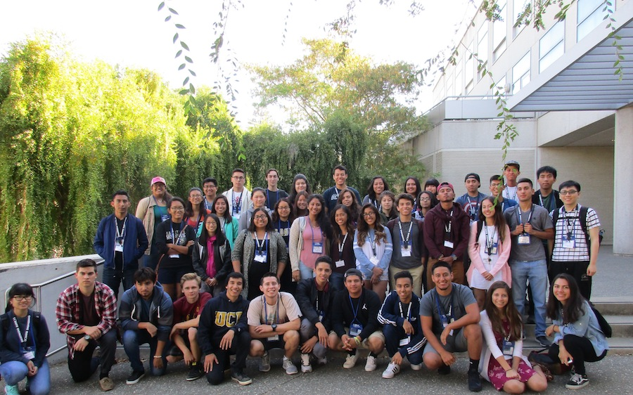 UC Davis College of Engineering launches summer bridge program for first generation students