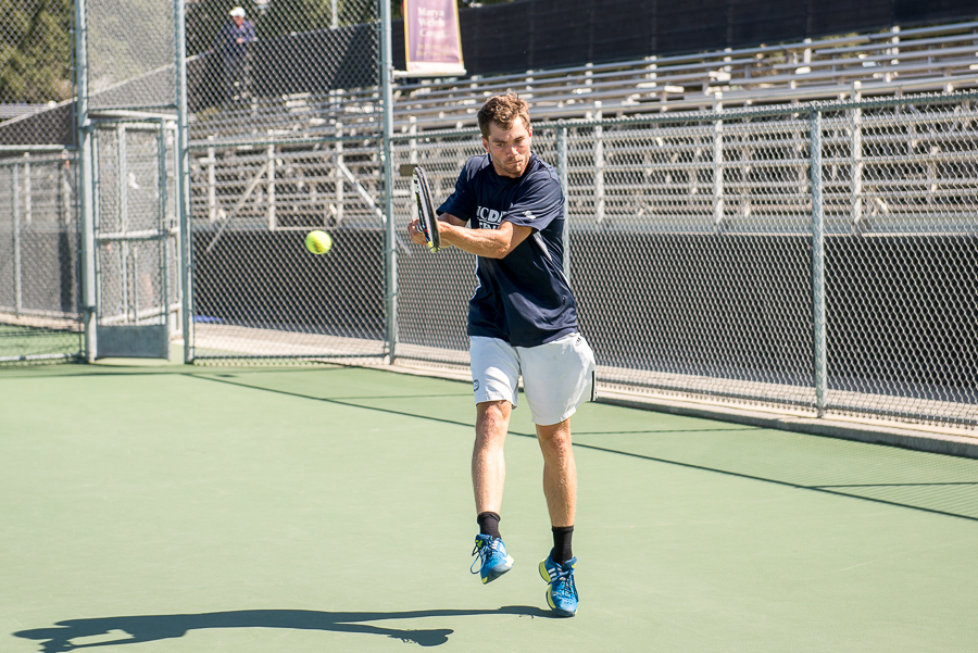 Aggie doubles teams dominate tournament play