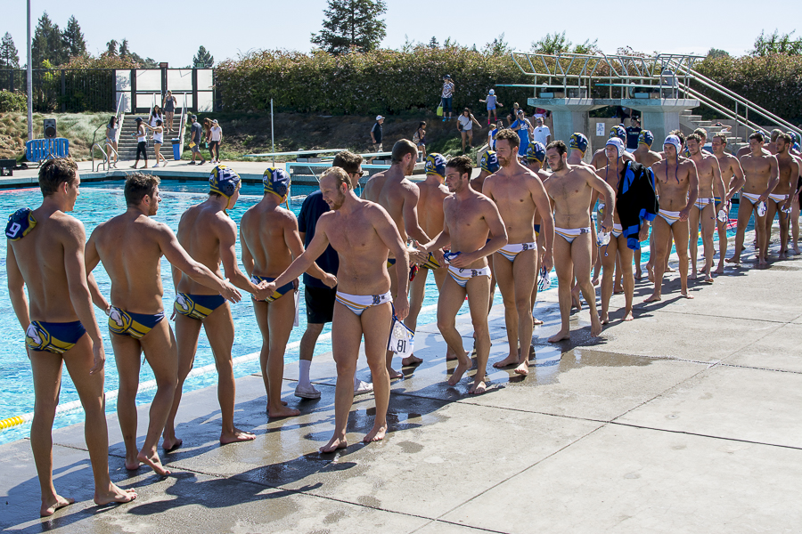 UC Davis men's water polo scores early, but falls short