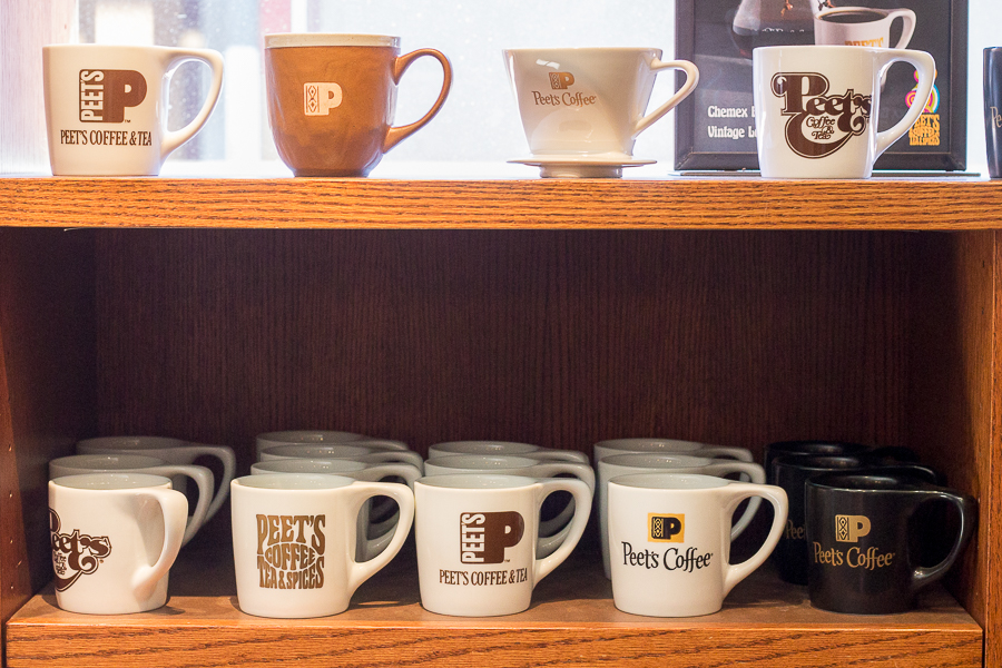 Peet's Coffee donates $250,000 to fund a pilot roastery at new Coffee Center on campus