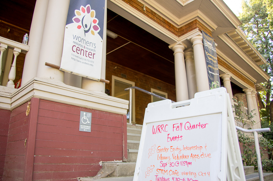 Women's Resources and Research Center to be moved from North Hall