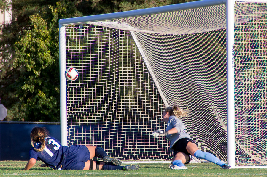 "UC Davis women's soccer: a strong contender in the ""Wild, Wild West"""