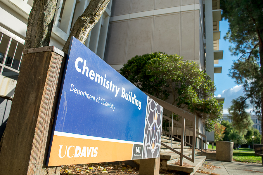 Interim Provost Ken Burtis announces upcoming renovations for Chemistry Complex