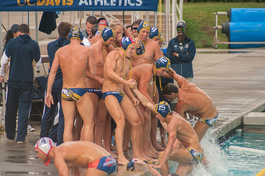 Team of the Quarter: Men's Water Polo
