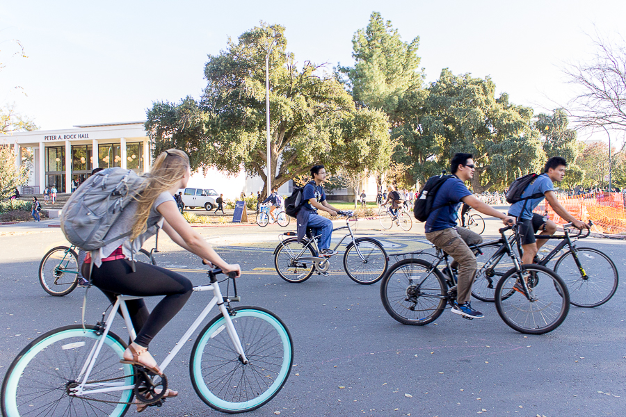 UC Davis releases 2015-2016 annual Campus Travel Survey results