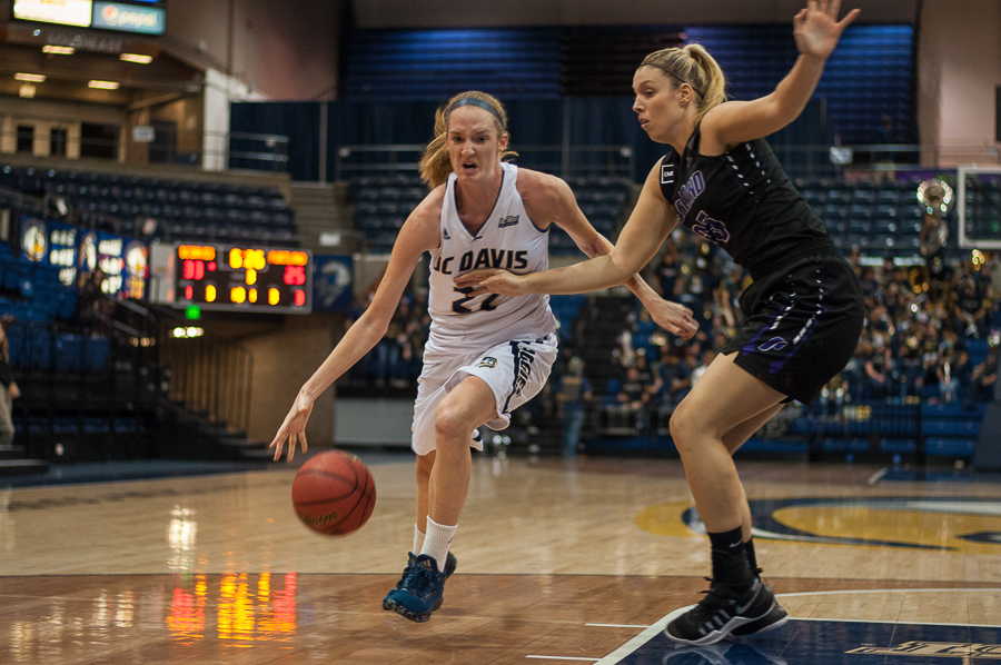 Women's basketball wins home opener