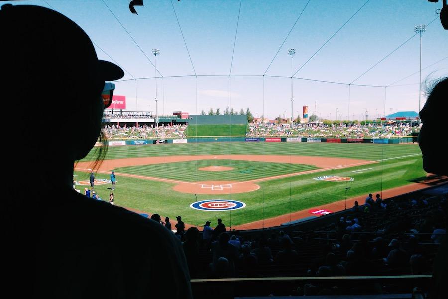 Guest: Confessions of a Californian Cubs fan
