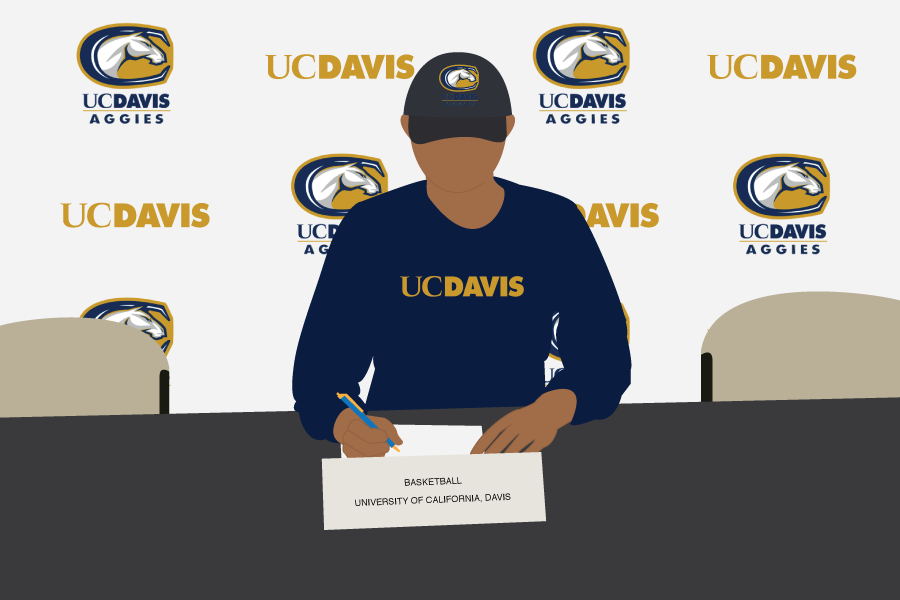 UC Davis sports sign a handful of NLIs