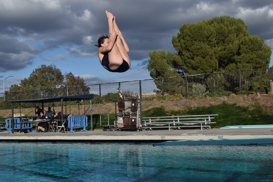 UC Davis diving team hopes to use time off to get healthy, finish strong