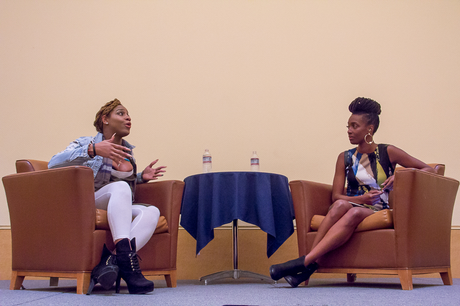 "Student organizers host ""Change/The Conversation"" event"