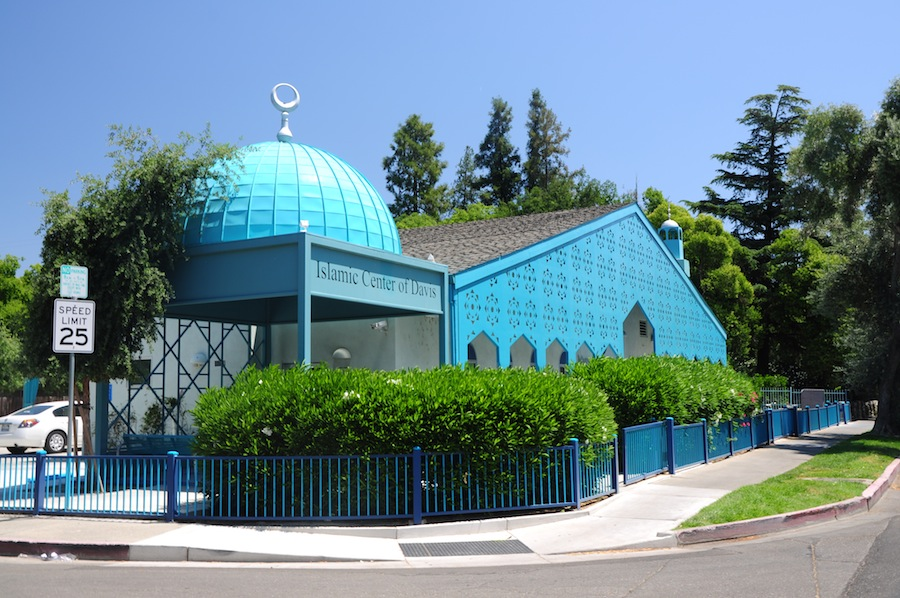 Islamic Center of Davis victim of hate crime