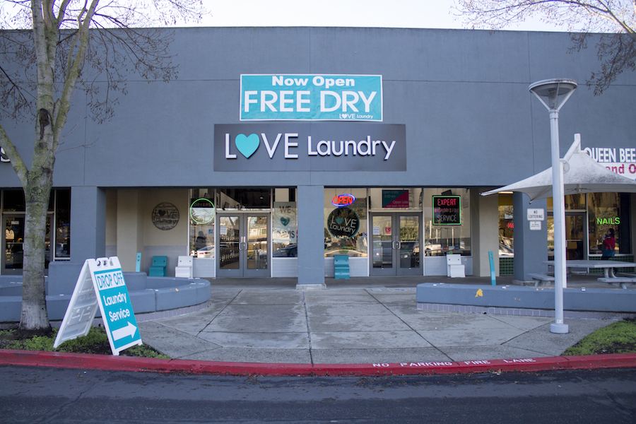 Love Laundry accommodates student schedules with extended hours
